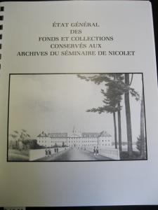 État général des fonds